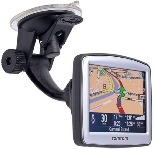 Arkon Windshield Dashboard Car Mount for TomTom GPS with EasyPort Pattern START 40 45 55 XL XXL ONE 125 ONE 130 ONE 140 XL by ARKON (Image #1)'