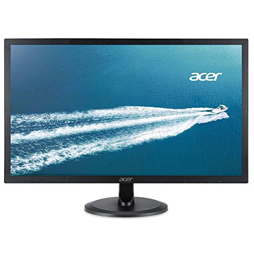 "Acer 20.7"" Widescreen Monitor 5ms 16:9 60hz Full HD"
