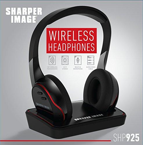Sharper Image Bluetooth Wireless Earbuds: SHARPER IMAGE SHP925 Wireless Headphones