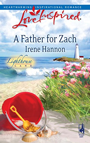 A Father For Zach (Lighthouse Lane) ()