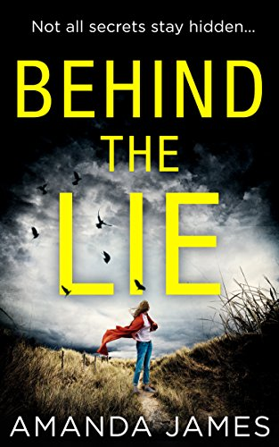 Behind the Lie: A nail-biting psychological suspense for 2018 cover