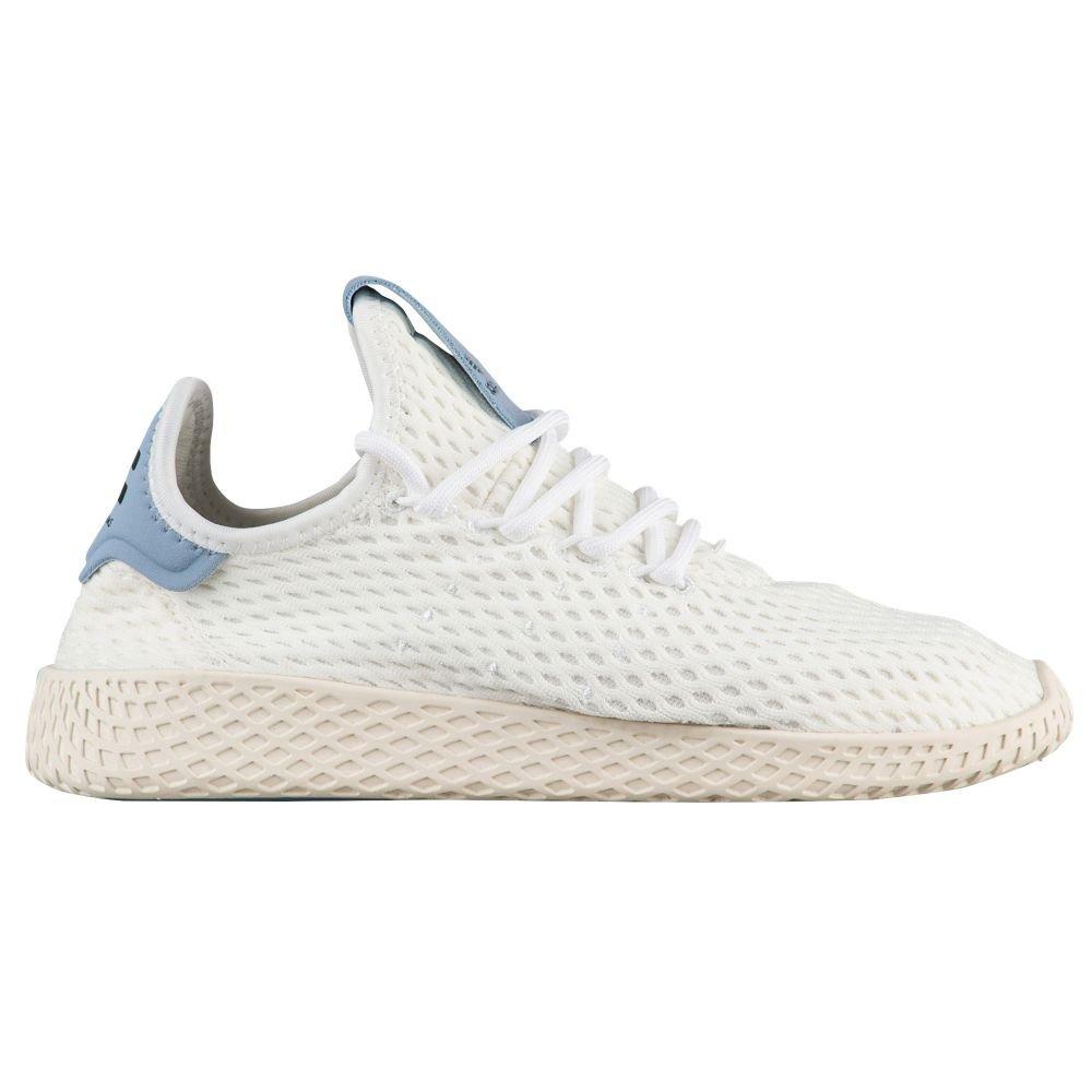 adidas Kids Pharrell Williams Tennis HU White CP9804 (SIZE: 7)