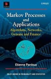 img - for Markov Processes and Applications: Algorithms, Networks, Genome and Finance book / textbook / text book
