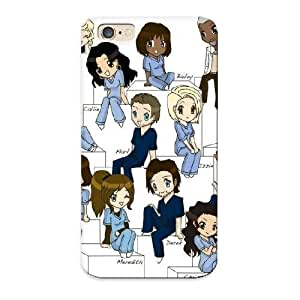 Iphone 6 Cover Case Design - Eco-friendly Packaging(grey S Anatomy Anime)