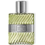 Christian Dior Eau de Toilette Spray for Men, Eau Sauvage, 50ml