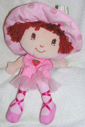 2003 Strawberry Shortcake Ballerina Plush 12