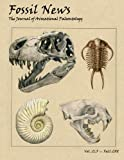 Fossil News: The Journal of Avocational Paleontology: Vol. 21, No. 3 (Fall 2018)