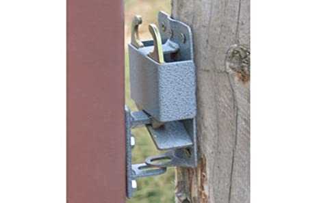 Superbe High Country Plastics G LTC Latch System Gate