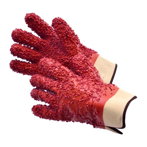 Gloves Ugly (ShuBee Grip Chip Gloves, Safety cuff)