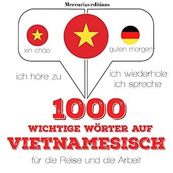 Amazoncom 1000 Wichtige Wörter Auf Vietnamesisch Für Die