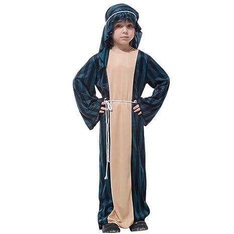 LOLANTA Disfraz de príncipe árabe para niños Disfraz de príncipe ...