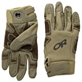 Outdoor Research Men's Air Brake Gloves, Cafe/Earth, Small