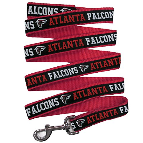 picture of Pets First Atlanta Falcons Pet Leash, Medium