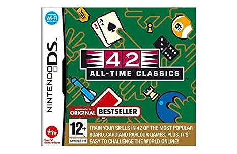 42 Juego de todos los tiempos Clásicos DS.: Amazon.es: Juguetes y ...