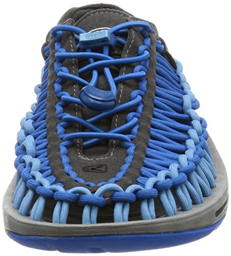 KEEN Herren Uneek Sandale Rabe / Imperial Blue