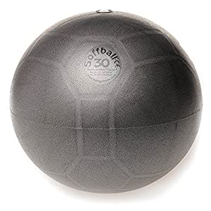 Original Pezzi Soffball MAXAFE 30 cm anthra Gymnastik Fitness Training Therapie