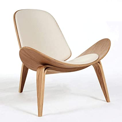 HYKISS Silla nórdica, diseñador Minimalista Creativo, sofá ...