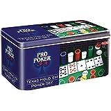 Pro Poker Coffret metal tout en 1