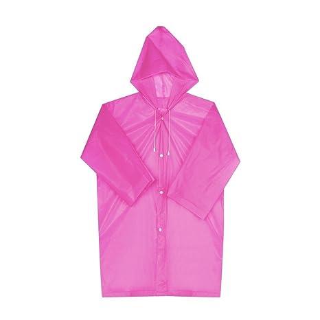 hunpta niños niña niños con capucha chaqueta traje agua ...