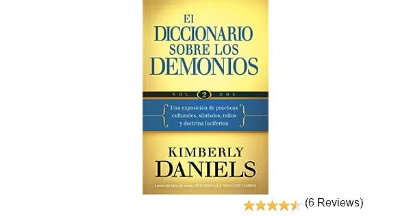 El Diccionario Sobre Los Demonios - Vol. 2: Una Exposicion de ...