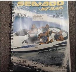 Seadoo challenger 1800 2000 spare parts manual download.