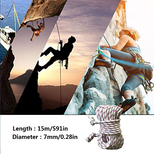 Claw Stainless Steel Outdoor Grappling Hook/Climbing Claw/Gravity Hook/Flying Tigers/Aquatic Anchor Hook for Your Outdoor Life+Safety rope