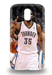 Slim Fit Tpu Protector Shock Absorbent Bumper NBA Oklahoma City Thunder Kevin Durant #35 Case For Galaxy S4 ( Custom Picture iPhone 6, iPhone 6 PLUS, iPhone 5, iPhone 5S, iPhone 5C, iPhone 4, iPhone 4S,Galaxy S6,Galaxy S5,Galaxy S4,Galaxy S3,Note 3,iPad Mini-Mini 2,iPad Air )