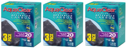 Aquaclear Activated Carbon Insert, 20-Ga - Aquaclear Activated Carbon Shopping Results