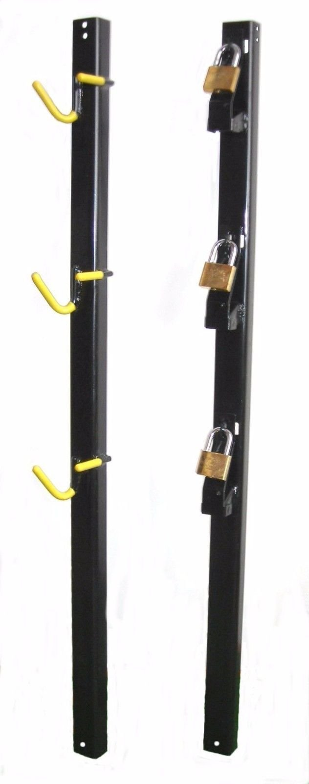 Good concept TG2000 Trimmer Rack Holds 3 Three Locks included for Trailer