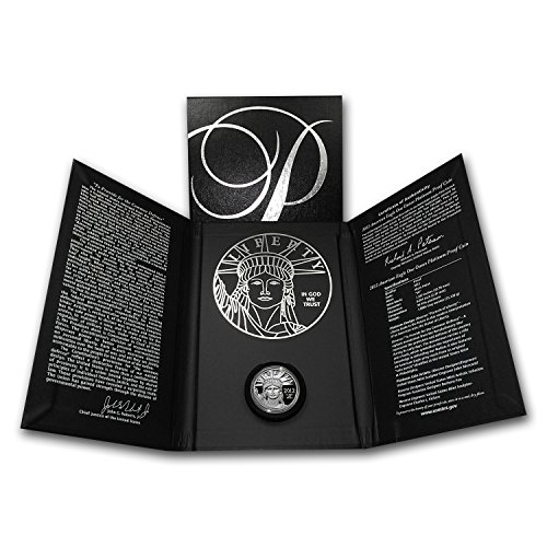 (2012 W 1 oz Proof Platinum American Eagle (w/Box & COA) 1 OZ Brilliant Uncirculated)