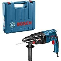 Martelete Perfurador Bosch GBH 2-24D 650W 127V com maleta