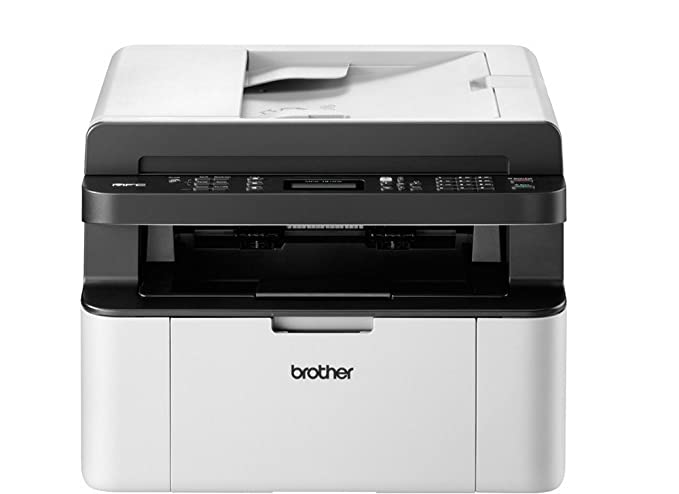 Brother MFC-1910W Mono Laser Multifunction Printer Wi-Fi 20ppm A4 ...