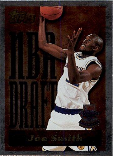 - 1995-96 Topps Draft Redemption #1 Joe Smith - NM-MT
