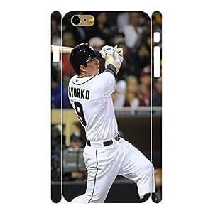 Lived Hard Sports Series Designer Print Baseball Player Print Phone Shell Skin for Iphone 6 Plus Case - 5.5 Inch wangjiang maoyi