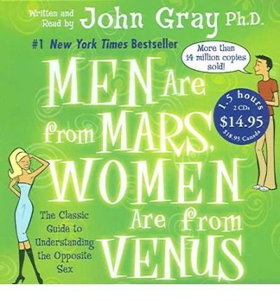 Venus Men Women - Men Are from Mars, Women Are from Venus (CD-Audio) - Common