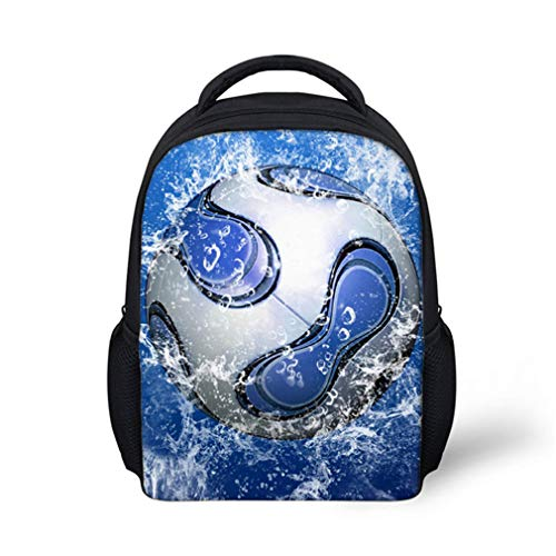 School 3Pcs Boys Mq0205f Bags Set W1975F Foot Ball qwwBTR