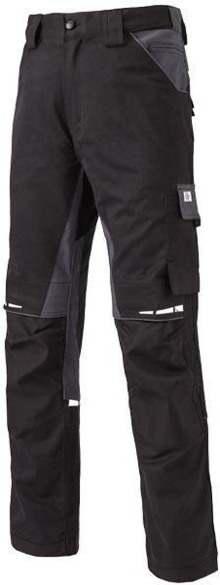 Dickies Mens GDT Cordura Knee Pad Pockets Premium Workwear Trousers