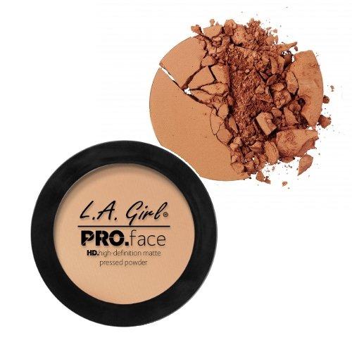 LA GIRL PRO Face Powder - Warm Caramel
