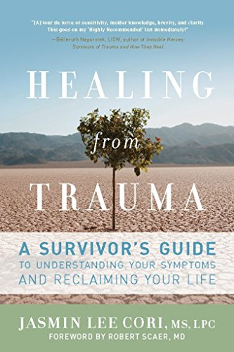 Healing from trauma a survivors guide to understanding your healing from trauma a survivors guide to understanding your symptoms and reclaiming your life by fandeluxe Choice Image