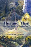 This and That, Emily Carr, 1894898613