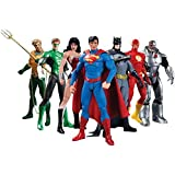 Justice League New 52 We Can Be Heroes 7 Pack Action Figure