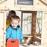 Big Game Hunters Café Shop Wooden Playhouse – Play Shop Market Stall (Playhouse)