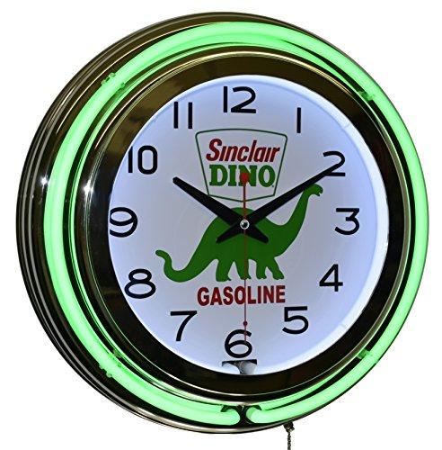 vintage advertising clocks - 1