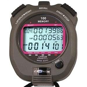 Fastime 7 - Cronómetro profesional con memoria para 100 vueltas