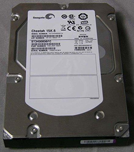 Fc Hot Swap Hard Drive (Seagate ST3450856FC 450GB 15k RPM 3.5