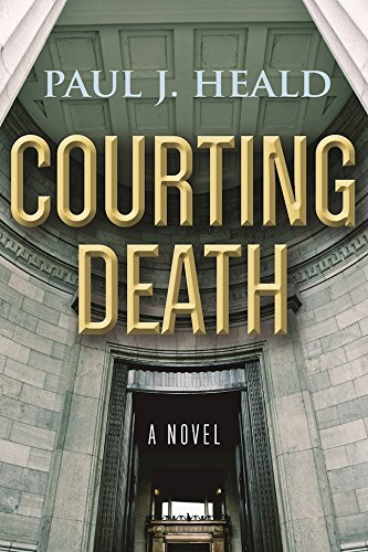 Courting Death: A Novel (The Clarkeston Chronicles) cover