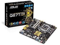 Asus Mini Itx Ddr3 1600 Lga 1150 Motherboard Q87tcsm