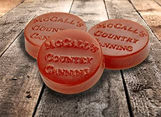 product image for McCall's Buttons Ginger Peach Box of 36