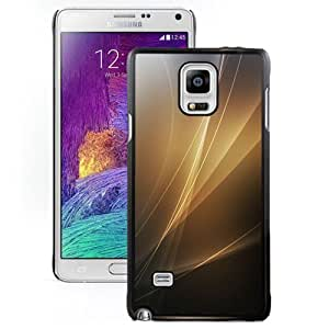 Durable Phone Case Pattern Wave Galaxy Note 4 Wallpaper