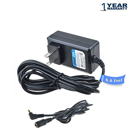 PwrON (Total 12FT Cable) AC to DC Adapter For Panasonic BL-C210 BL-C210A BLC210 BLC210A Network IP Camera Wireless Internet Security Web Cam Power Supply Cord